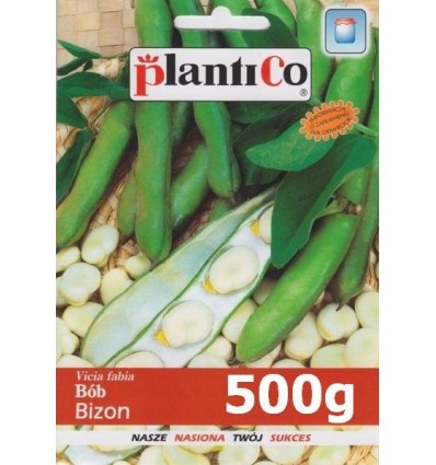 Bób Bizon 500g PlantiCo