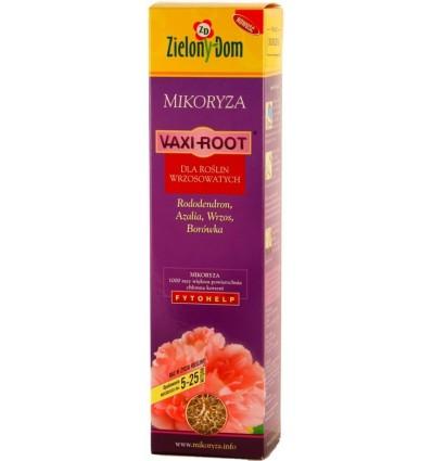 Mikoryza szczepionka VAXI-ROOT dla roślin wrzosowatych 15ml Zielony Dom