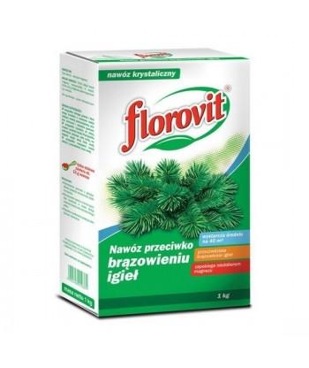 Florovit przeciw brązowieniu igieł 1kg