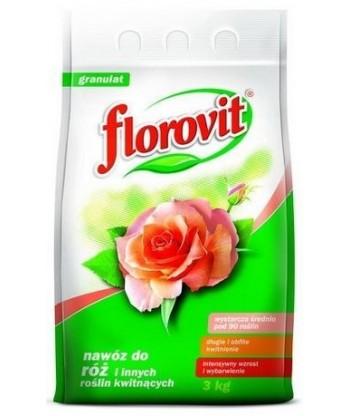 Nawóz FLOROVIT róża 3kg