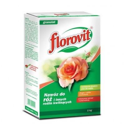 Nawóz FLOROVIT róża 1kg