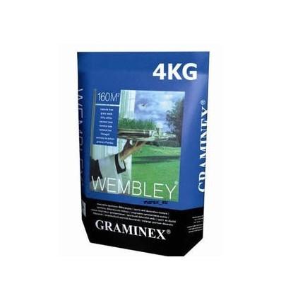 Nasiona traw WEMBLEY Graminex 4kg
