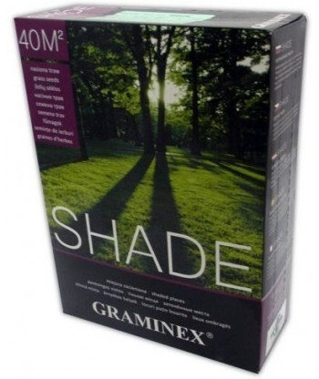 Nasiona traw SHADE Graminex 1kg