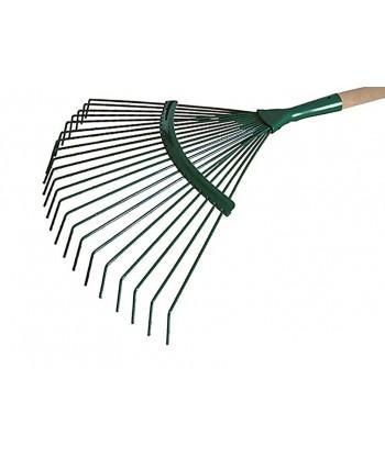Grabie do liści z drutu oprawne trzonek, stylisko KARD