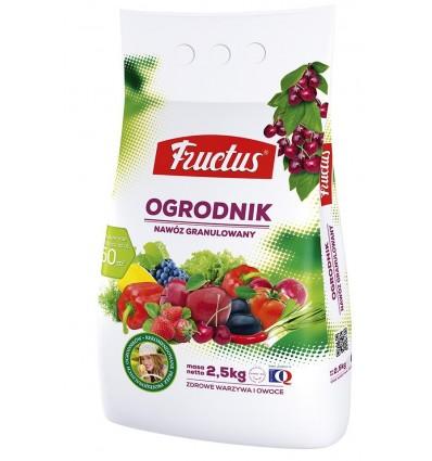 Nawóz FRUCTUS OGRODNIK 2.5kg