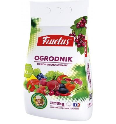 Nawóz FRUCTUS OGRODNIK 5kg