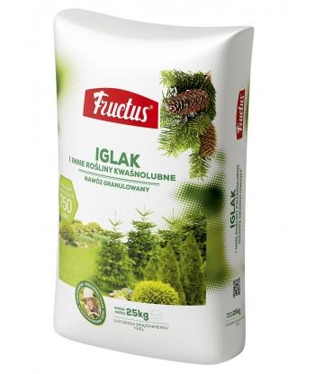 Nawóz FRUCTUS IGLAK PALETA 40x25kg