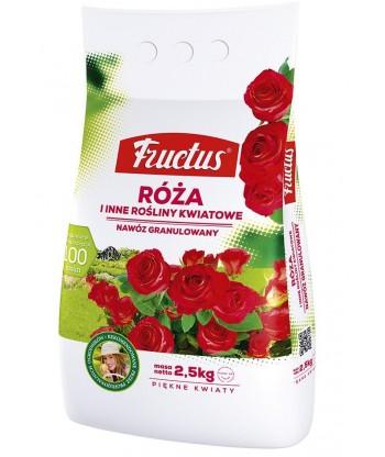 Nawóz FRUCTUS Róża i inne rośliny kwiatowe 2,5kg