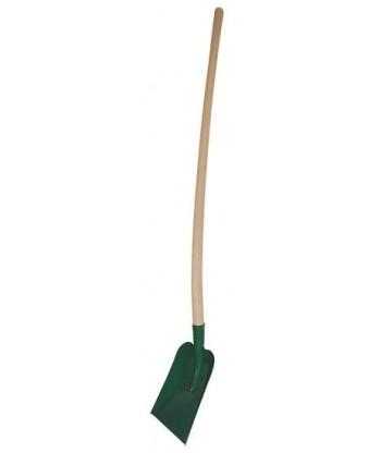 Łopata z trzonkiem giętym 130 cm oprawna KARD