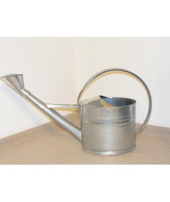Konewka owalna ocynk z sitkiem 8L