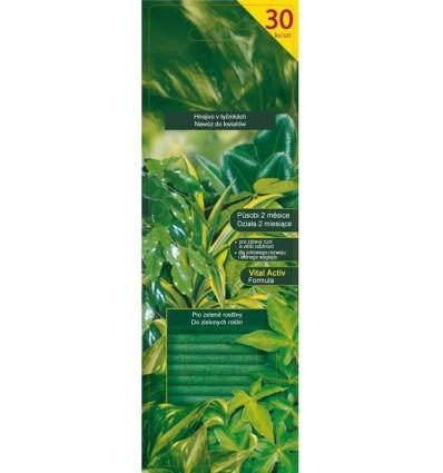 Pałeczki nawozowe do roślin zielonych SUBSTRAL
