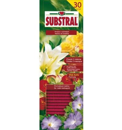 Pałeczki nawozowe do roślin kwitnących SUBSTRAL