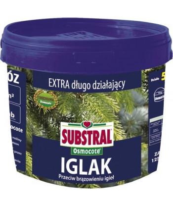 Nawóz do iglaków i roślin kwaśnolubnych OSMOCOTE SUBSTRAL 15 kg