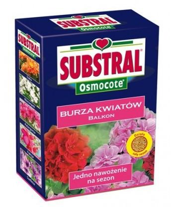 Nawóz BURZA KWIATÓW Osmocote SUBSTRAL 300g