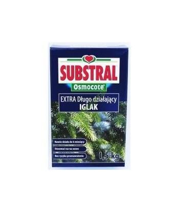 Nawóz do iglaków i roślin kwaśnolubnych OSMOCOTE SUBSTRAL 1,5 kg
