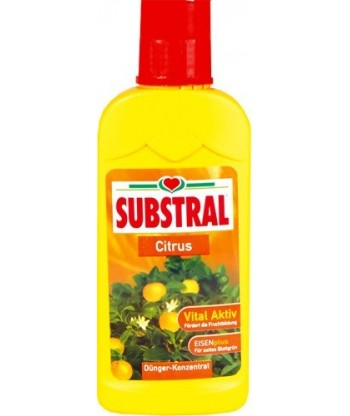 Nawóz DO CYTRUSÓW SUBSTRAL 0,25l