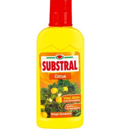 Nawóz DO CYTRUSÓW SUBSTRAL 0,25l