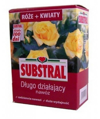 Nawóz DO RÓŻ 100 dni SUBSTRAL 1kg