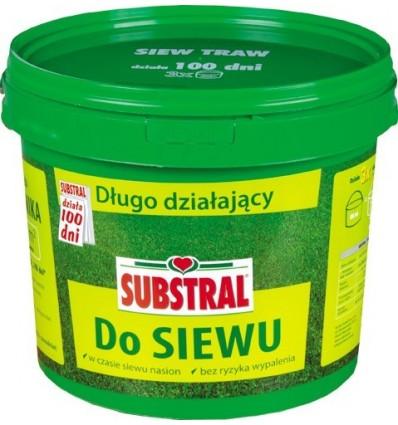 Nawóz DO SIEWU TRAW 100 dni SUBSTRAL 5kg