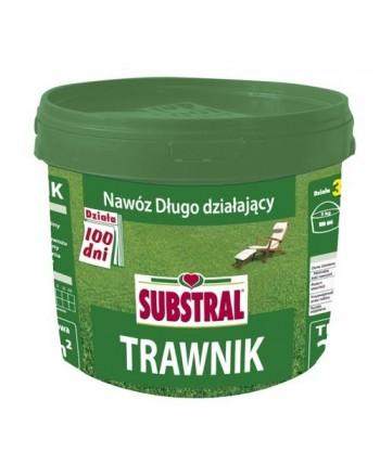 Nawóz do trawników 100 dni Substral 5kg