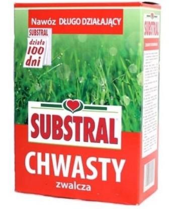 Nawóz NA CHWASTY TRAWNIKU SUBSTRAL 1kg