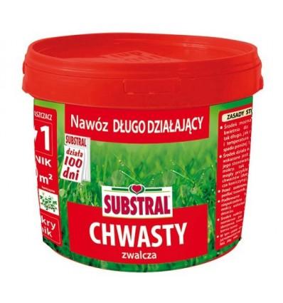 Nawóz NA CHWASTY TRAWNIKU SUBSTRAL 5kg