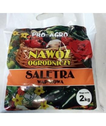 Nawóz mineralny saletra wapniowo-polowa 2kg PRO-AGRO