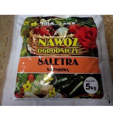 Nawóz mineralny saletra wapniowo-magnezowa 5kg PRO-AGRO