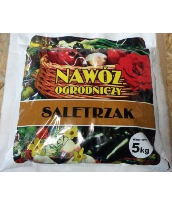 Nawóz mineralny Saletrzak 2kg PRO-AGRO