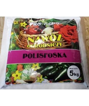 Polifoska nawóz mineralny uniwersalny 5kg PRO-AGRO