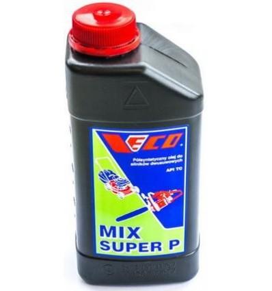 Olej VECO Mix Super P 1L półsyntetyczny do silników dwusuwowych