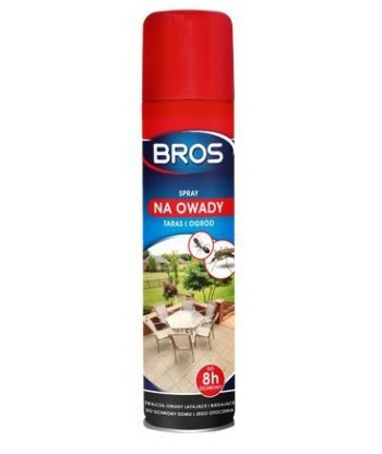 Spray na owady TARAS I OGRÓD 400ml BROS