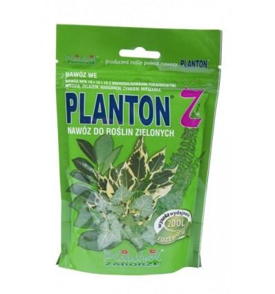 Nawóz do roślin zielonych PLANTON Z
