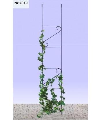 Drabinka ogrodowa wys. 180cm, szer. 26cm, nr 2021
