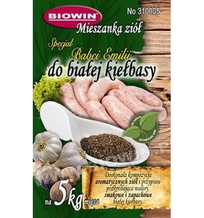 Cymes Ciotki Adeli do kiełbasy krakowskiej 340g BIOWIN