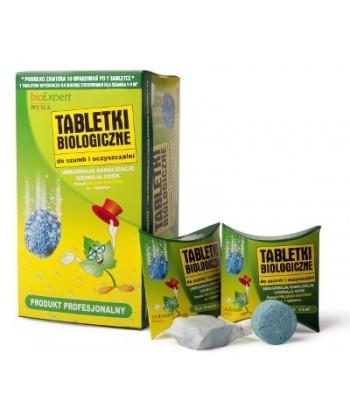 Tabletka biologiczna do szamb i oczyszczalni 1szt.