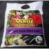 Nawóz siarczan potasu granulowany 5kg PRO-AGRO