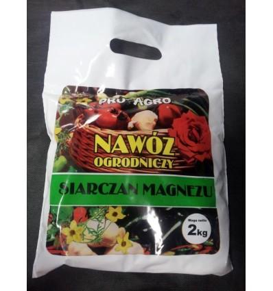 Nawóz siarczan magnezu 2kg PRO-AGRO