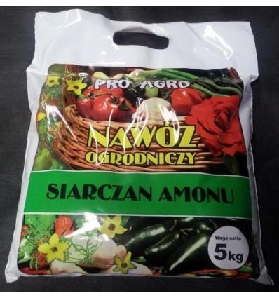 Nawóz siarczan amonu 5kg PRO-AGRO