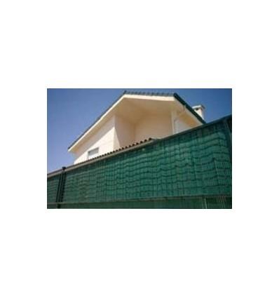 Mata PCV jednostronna 1,2x3m zielona LUSTAN