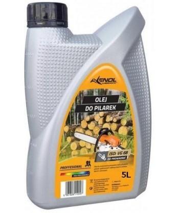 Axenol PILAR olej do smarowania prowadnic 5L