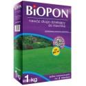 Nawóz długo działający do trawników 1kg Biopon