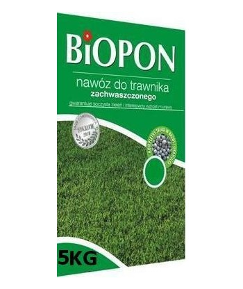 Biopon 5kg odchwaszcza