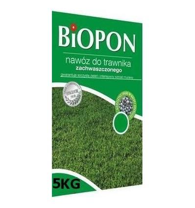 Nawóz do trawnika zachwaszczonego 3kg BIOPON