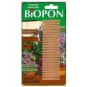 BIOPON pałeczki nawozowe do roślin balkonowych 30szt.