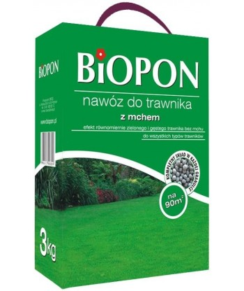 Biopon 3kg z mchem