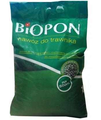 Nawóz do trawnika trawy 10kg BIOPON