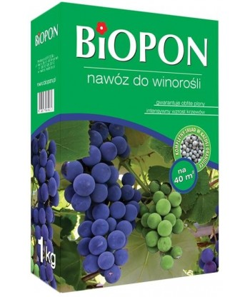 Nawóz do winorośli 1kg BIOPON