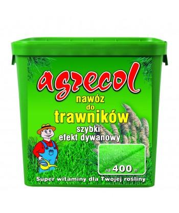 Nawóz do trawników – szybki efekt dywanowy 5kg Agrecol