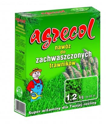 Nawóz do trawników zachwaszczonych 1,2kg AGRECOL